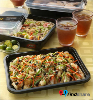 Max 39 s restaurant pasay findshare menu best dishes for Fish in black bean sauce