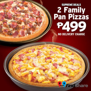 Pizza Hut Mandaluyong Findshare Menu Best Dishes
