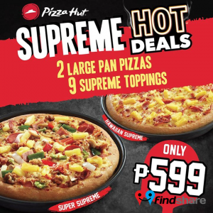 Pizza Hut Findshare